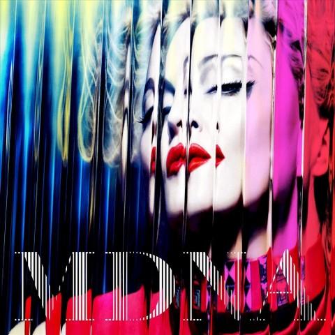 MDNA (Deluxe Edition) [Explicit Lyrics]
