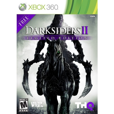 Darksiders II: Limited Edition (Xbox 360)
