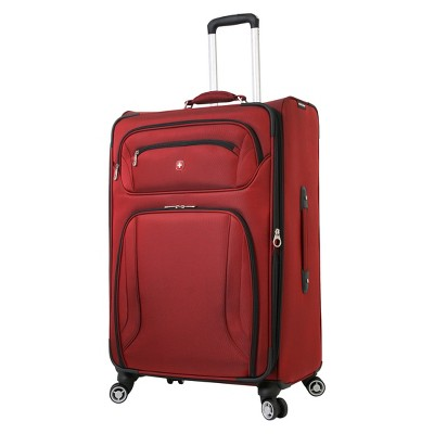 "SwissGear Zurich 28"" Luggage - Burgundy"