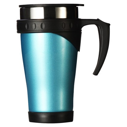 AKTive Lifestyle Timolino Thermal Travel Mug  - Ocean Blue (16 oz)