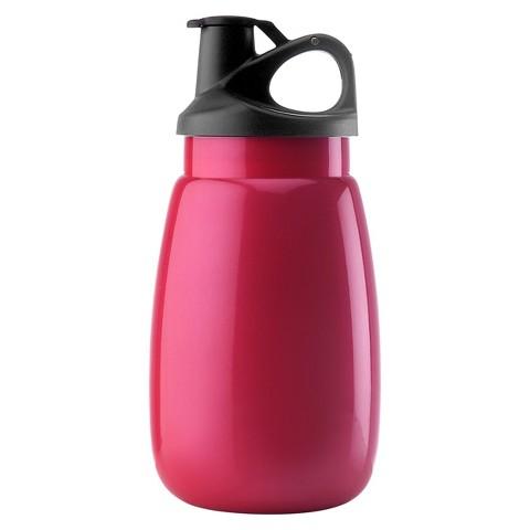 AKTive Lifestyle  Hydration BottleTall  - Tomato Red (20 oz)