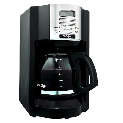 Mr. Coffee® 12 cup Programmable Coffee Maker, BVMC-EHX23