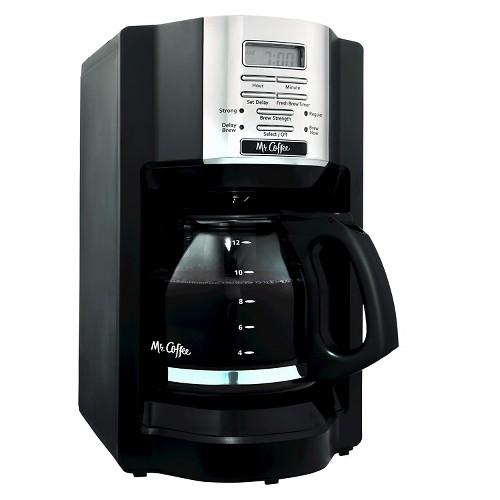 Old Mr Coffee Maker : Mr. Coffee 12-Cup Programmable Coffeemaker eBay