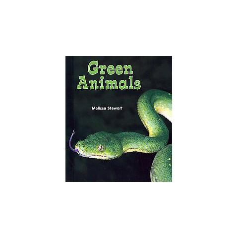 Green Animals (Hardcover)