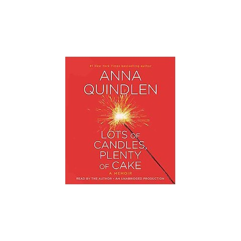 Lots of Candles, Plenty of Cake (Unabridged) (Compact Disc)