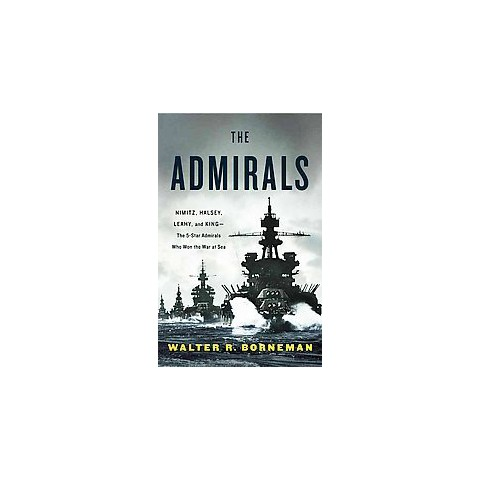 The Admirals (Hardcover)