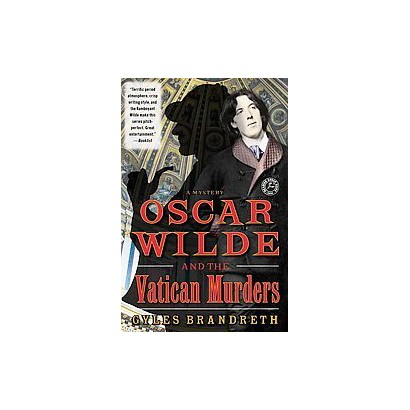 Oscar Wilde and the Vatican Murders (Paperback)