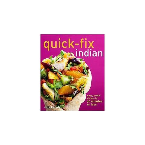 Quick-Fix Indian (Paperback)