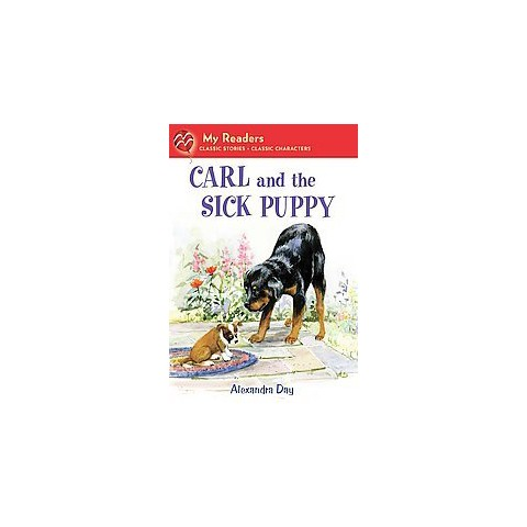 Carl and the Sick Puppy ( Carl: My Readers, Level 1) (Hardcover)