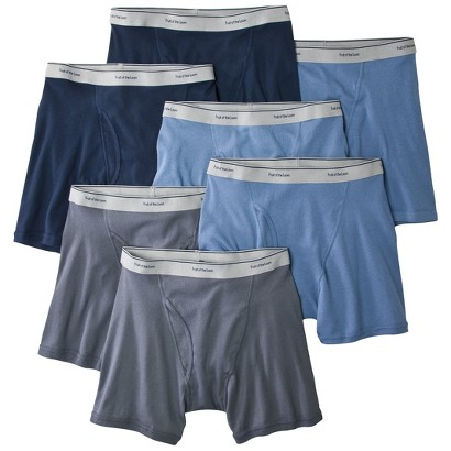 Fruit of the Loom® Men 7pack Boxer Brief - Assorted Colors