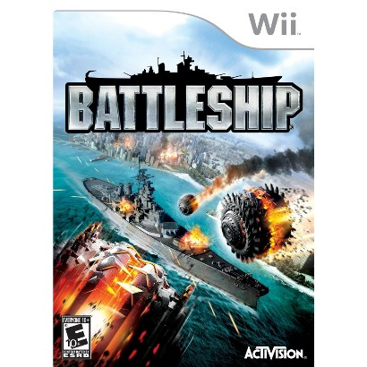 BATTLESHIP (Nintendo Wii)