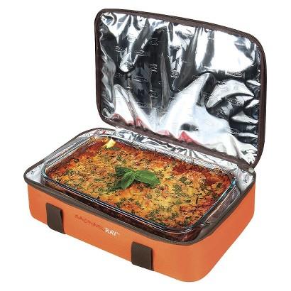 Rachael Ray Single Lasagna Lugger - Orange