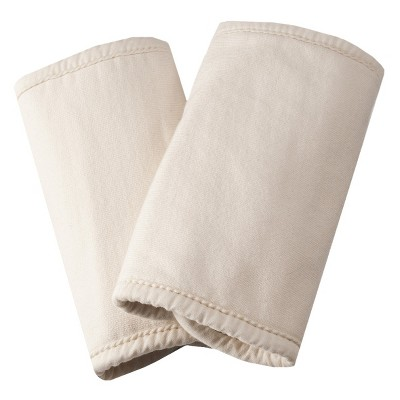 Ergobaby Organic Collection Teething Pads - Natural
