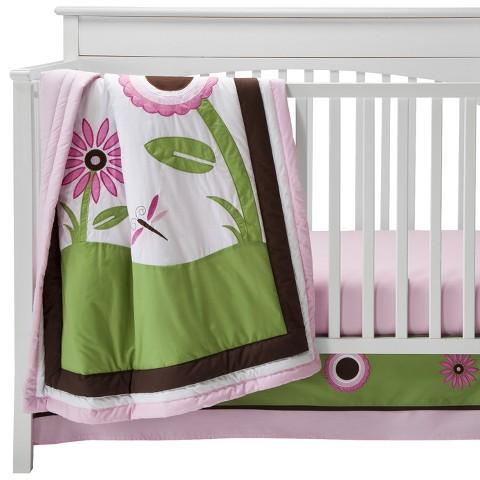 Sophia's Garden 10 Piece Crib Set