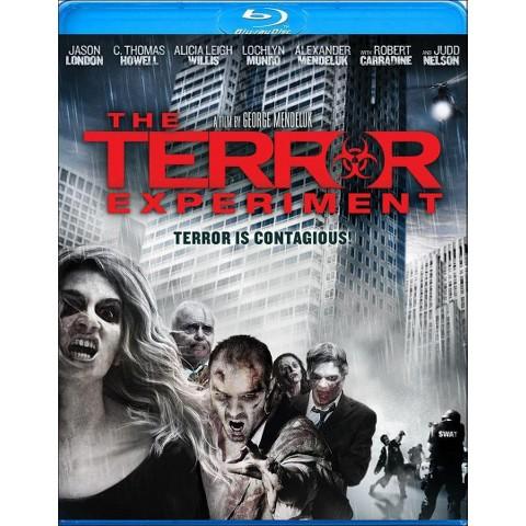 The Terror Experiment (Blu-ray) (Widescreen)