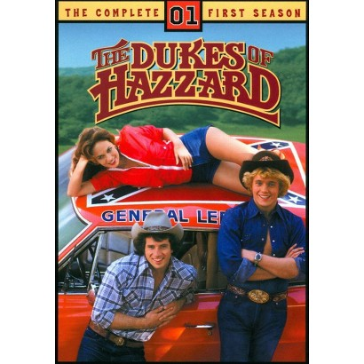 Dukes of Hazzard: The Complete First Season (5 Discs)