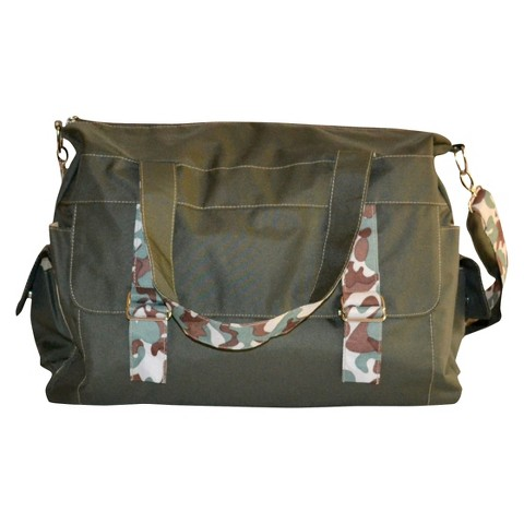 Khataland Carryall Bag Path - Green