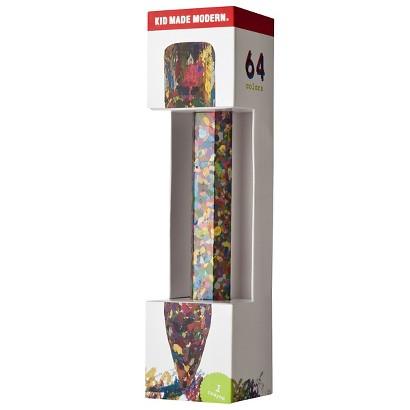Kid Made Modern Crazy Crayon 64 Colors
