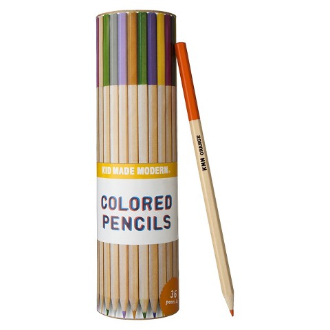 Kid Made Modern 36ct Colored Pencils