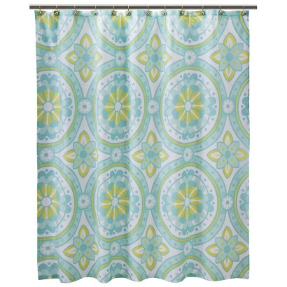 "Dream Shower Curtain - Blue Marine (72x72"")"