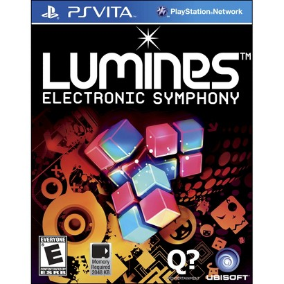 Lumines (Playstation Vita)