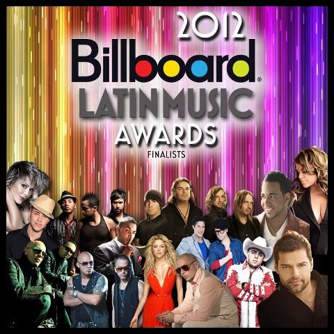 Latin Billboards 2012