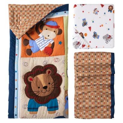3 Piece Bedding Set - Teammates
