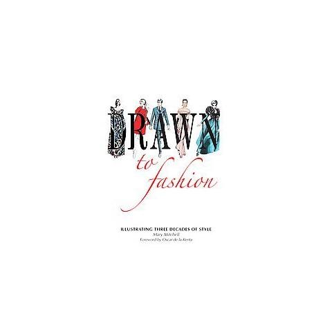 Drawn to Fashion (Hardcover)