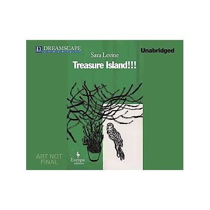 Treasure Island!!! (Unabridged) (Compact Disc)