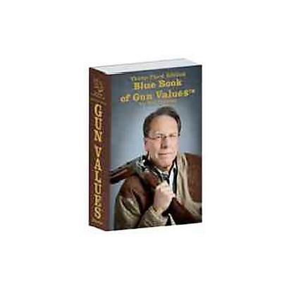 Blue Book of Gun Values (Paperback)