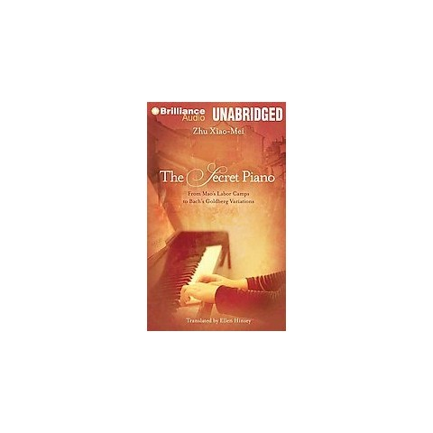 The Secret Piano (Unabridged) (Compact Disc)