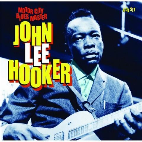 Motor City Blues Master