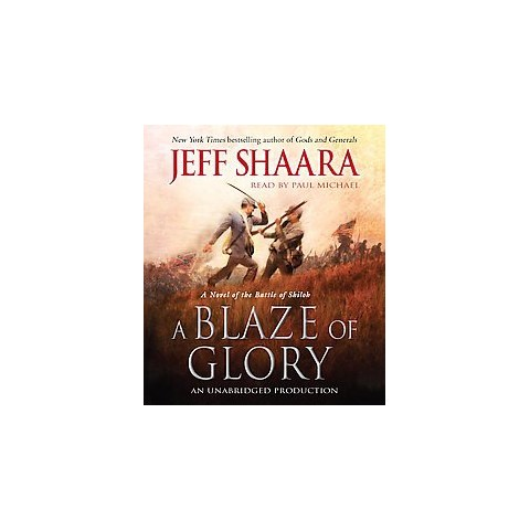 A Blaze of Glory (Unabridged) (Compact Disc)