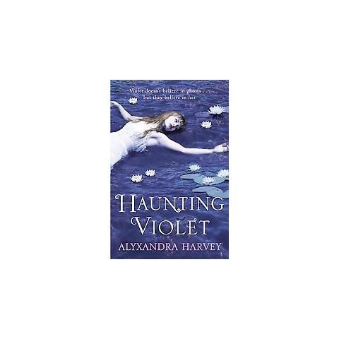 Haunting Violet (Paperback)