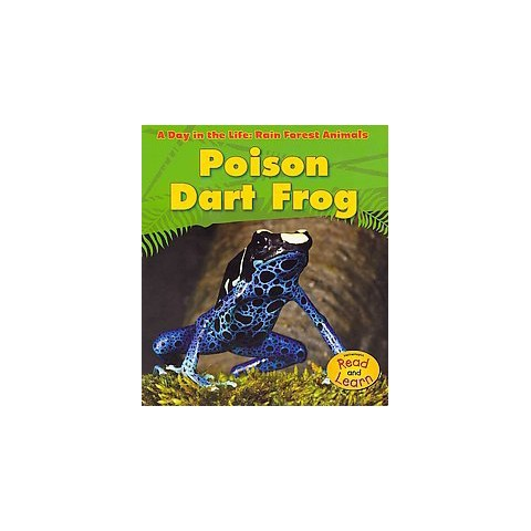 A Day in the Life: Rain Forest Animals (Paperback)