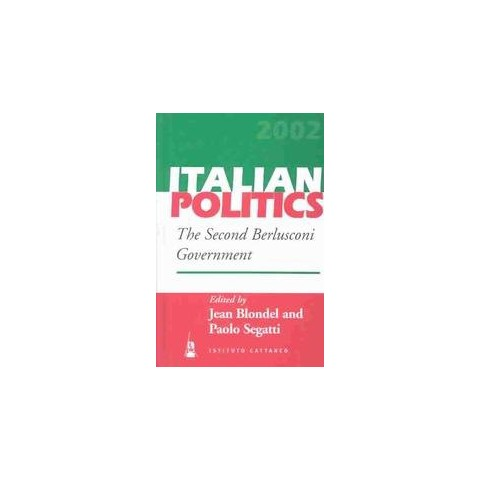 Italian Politics (Hardcover)
