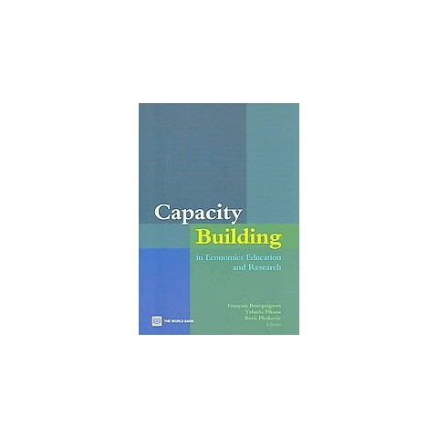Capacity Building in Economic Education And Research (Paperback)