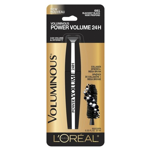 L'Oreal® Paris Voluminous Power Volume 24H Mascara