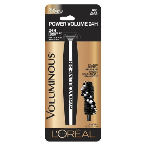 L'Oréal® Paris Voluminous Power Volume 24H Mascara