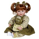 "Adora Froggy Fun 20"" Girl Doll"