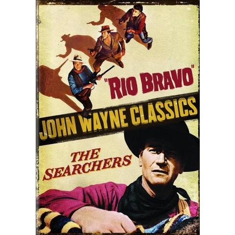 John Wayne Classics: Rio Bravo/The Searchers (2 Discs) (Widescreen)