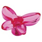 Threshold™ 4-Pack Acrylic Butterfly Knob - Hot Pink