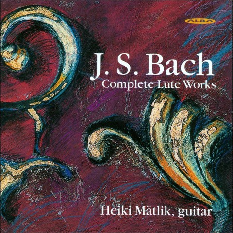 J.S. Bach: Bach: Complete Lute Works