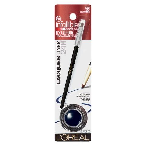 L'Oreal® Paris Infallible 24HR Lacquer Intense Gel Eyeliner
