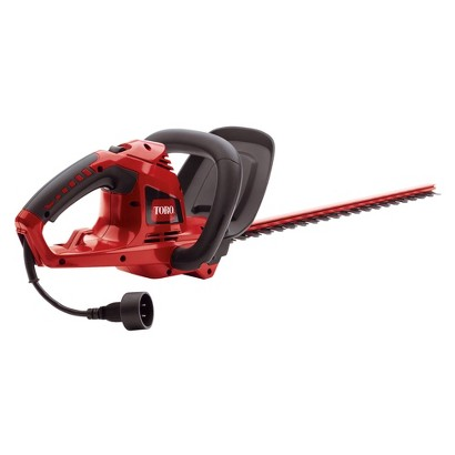 "Toro 22"" Corded Hedge Trimmer"