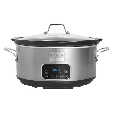 Frigidaire Professional™ 7 Quart Programmable Slow Cooker