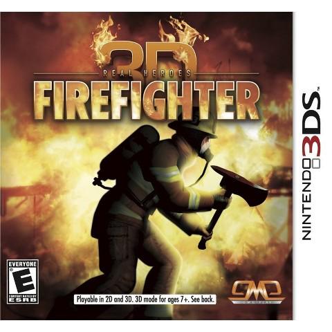 Firefighter 3D (Nintendo 3DS)