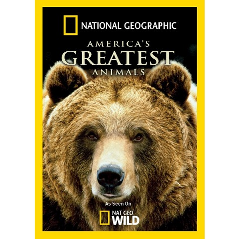 National Geographic: America's Greatest Animals (Widescreen)