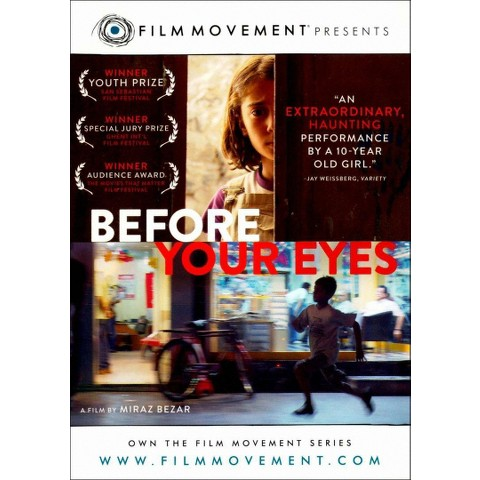 Before Your Eyes (Widescreen)