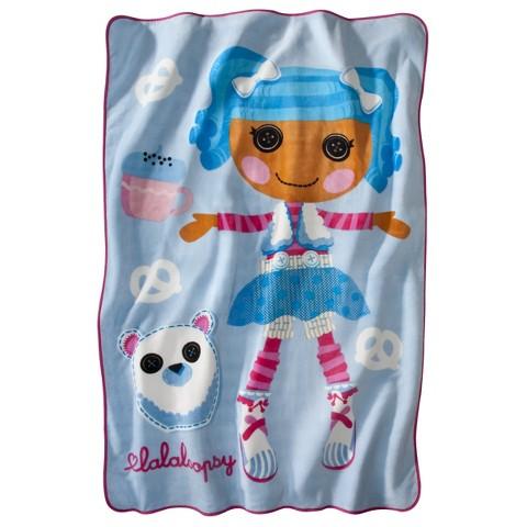 Lalaloopsy Blanket